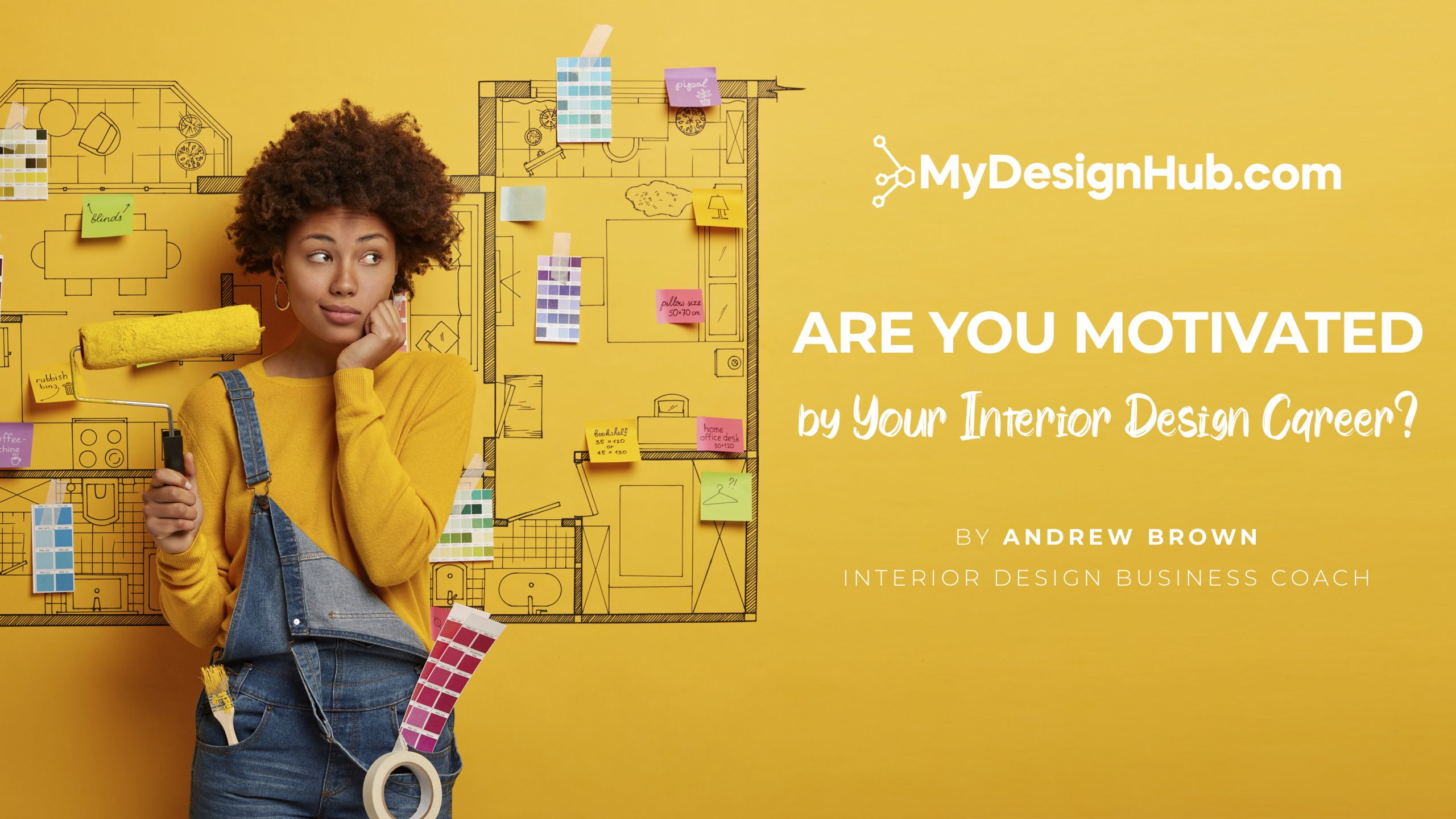 Are You Motivated by Your Interior Design Career?