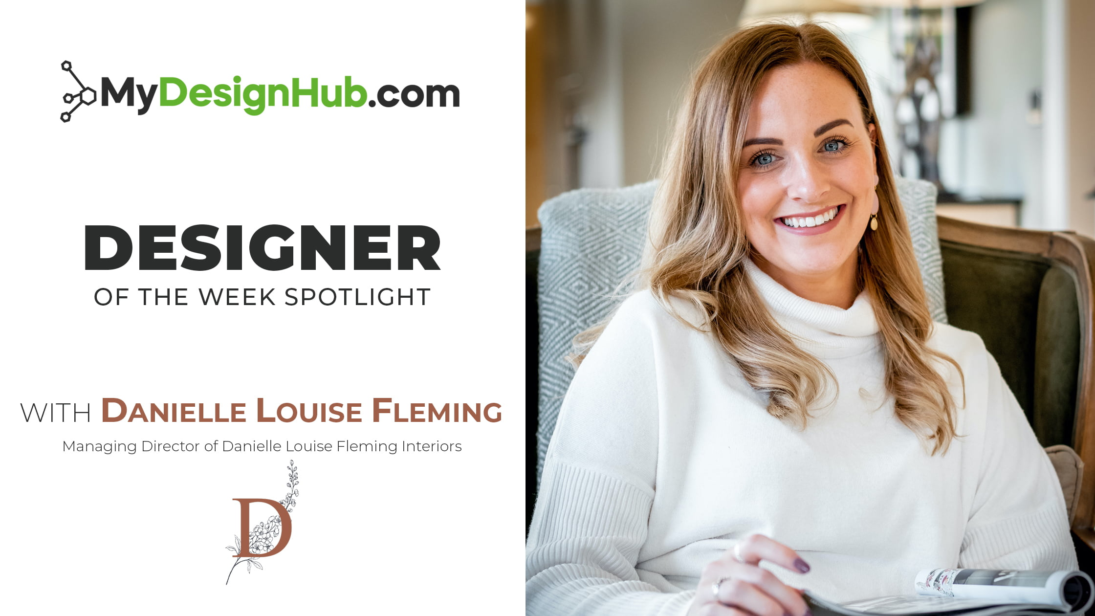 Designer of the week spotlight with Danielle Louise Fleming…