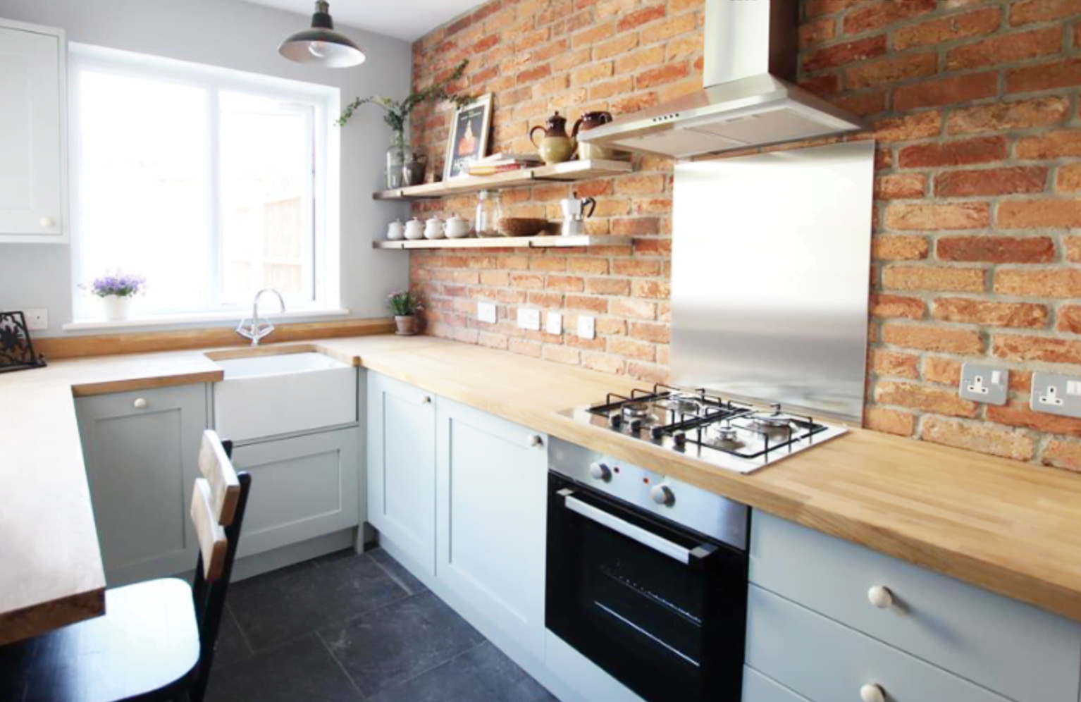 Home Staging – Three Bedroom Family Home in Bristol – Soft Industrial Style
