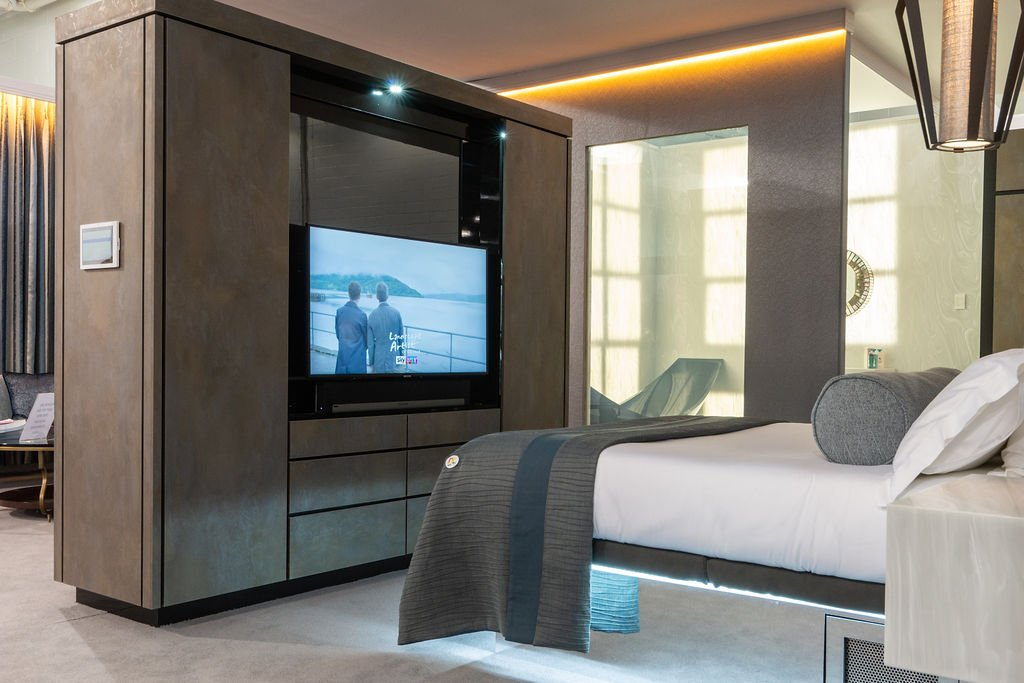 Hotel Room of the Future – Independent Hotel Show 2018