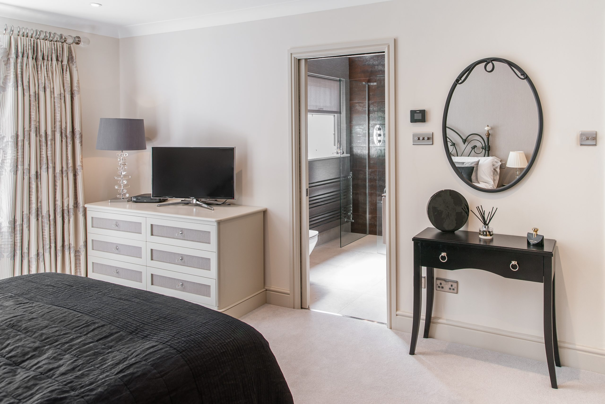 Bedroom and En Suite Redesign with a Luxury Hotel Feel