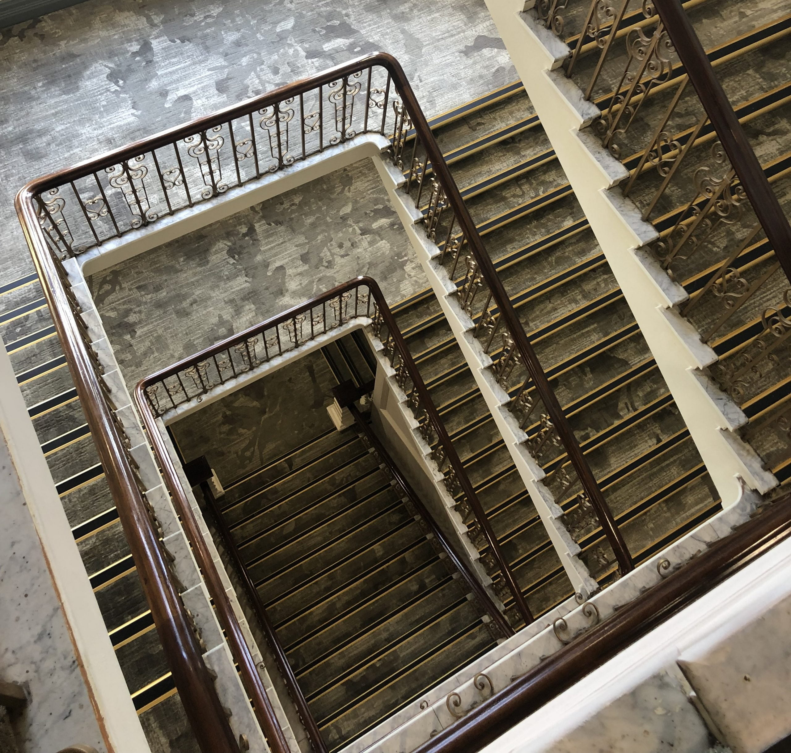 OTEL & LEISURE – THE MAJESTIC HOTEL – STAIR NOSINGS