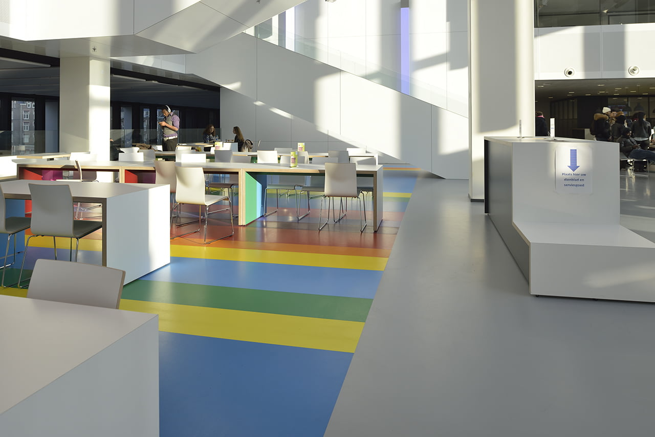 Bolidtop 525 – The sleek, clean, high quality, seamless resin flooring system