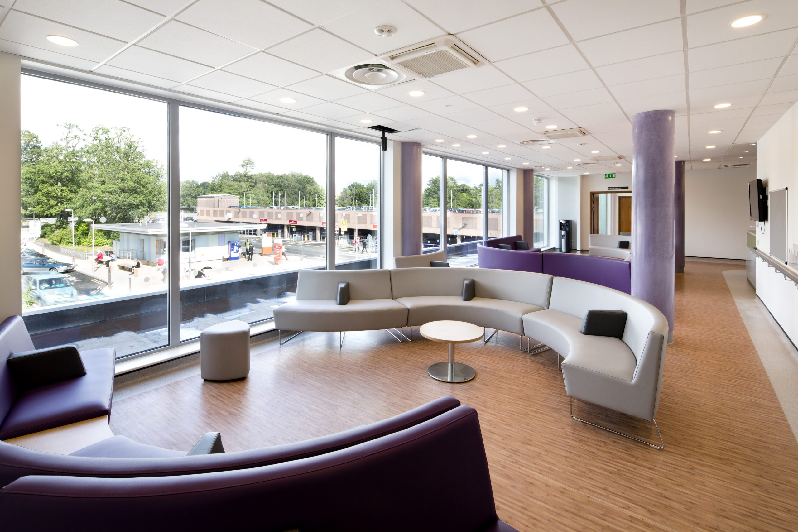 NHS Emergency Department, Subwait Areas, and Day Surgery, Surrey