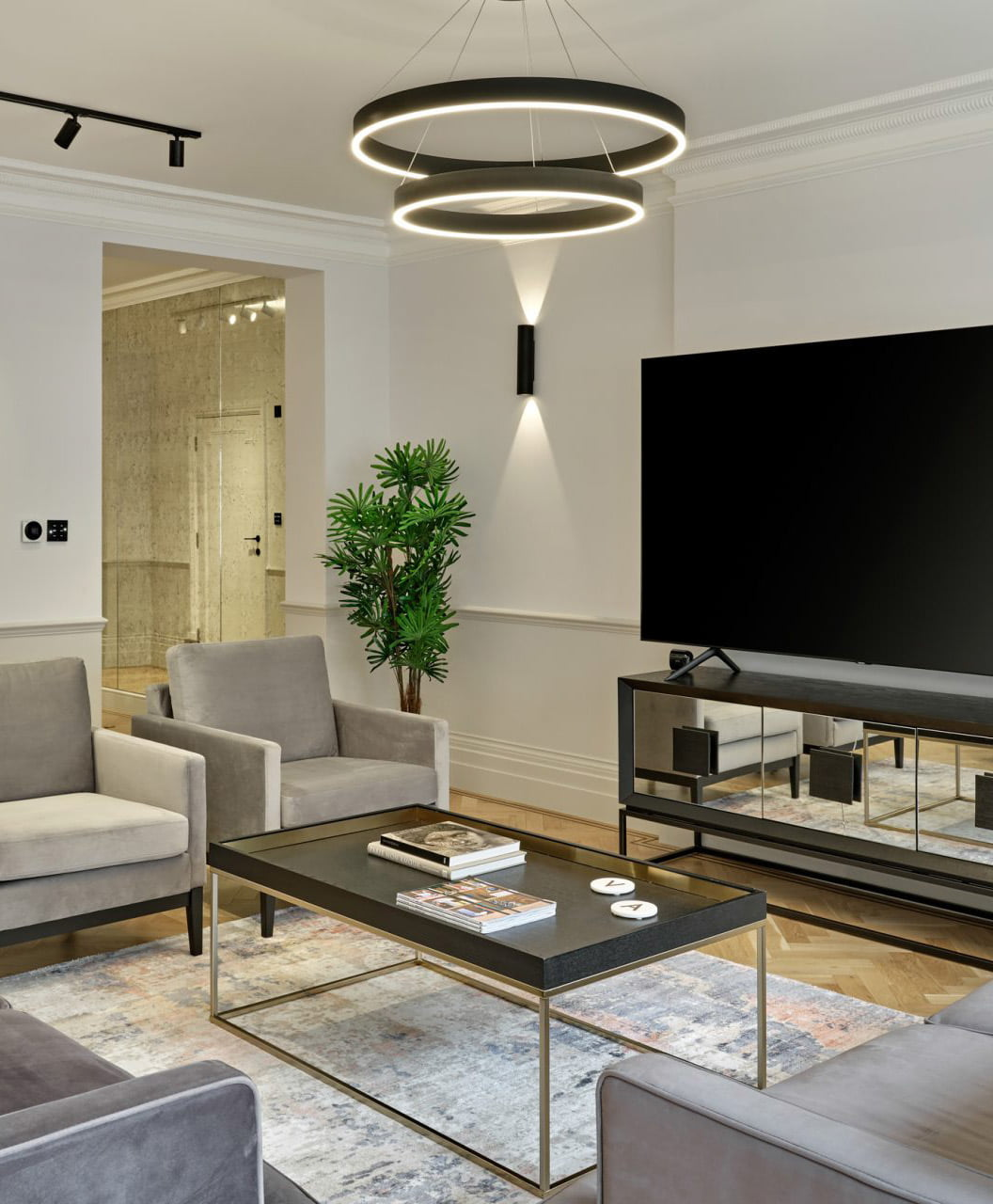 Two and three Bedroom Apartments, Mayfair